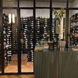 Restaurant Campamac im Piemont Erlebnistipp Charmingplaces. Weinkeller