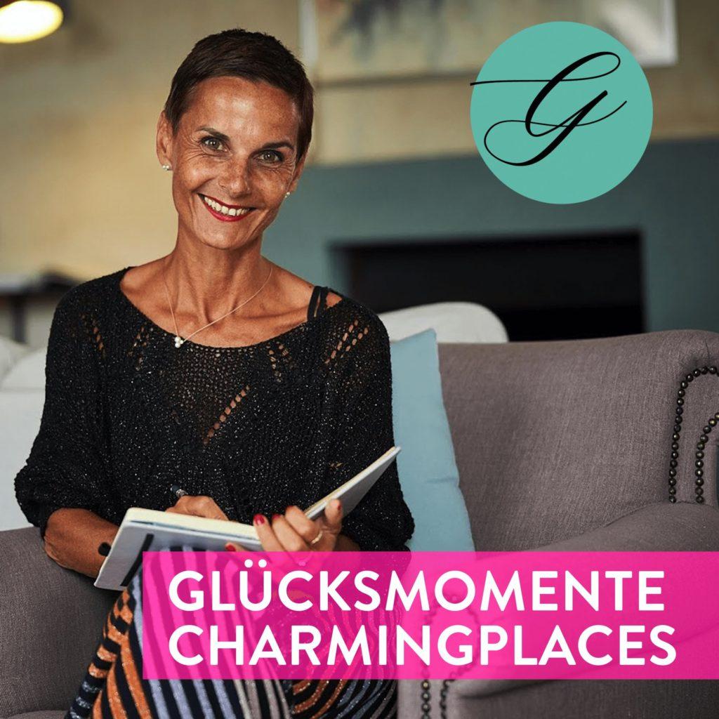 Podcast Glücksmomente Charmingplaces