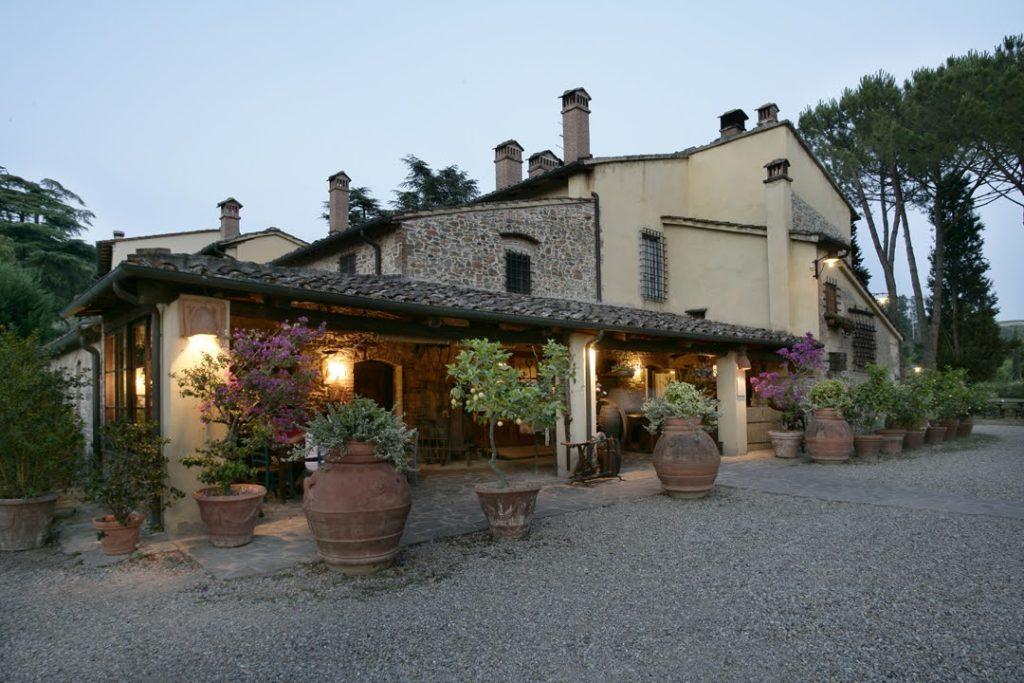 Geheimtipp Toskana Feriengut Borgo San Benedetto