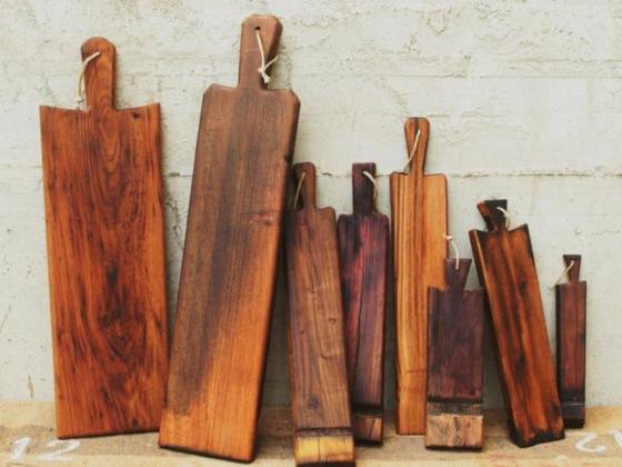 Einkaufstipp Toskana Montaione Holz