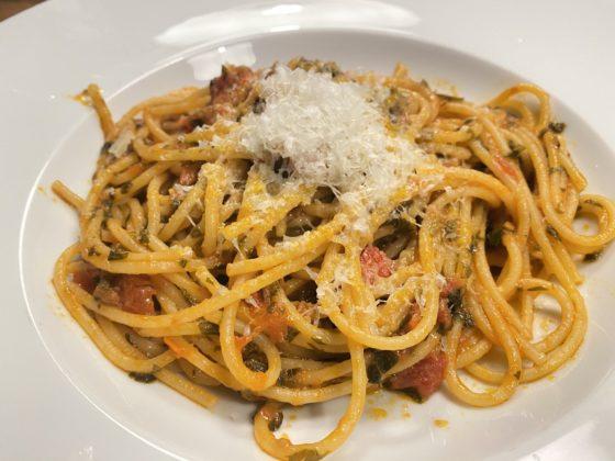 Rezepttipp Toskana Pasta al peperoncino