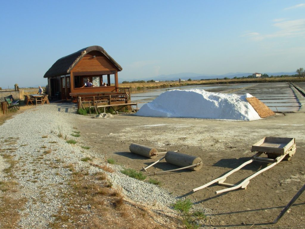 Einkaufstipp Emilia-Romagna Salz Cervia