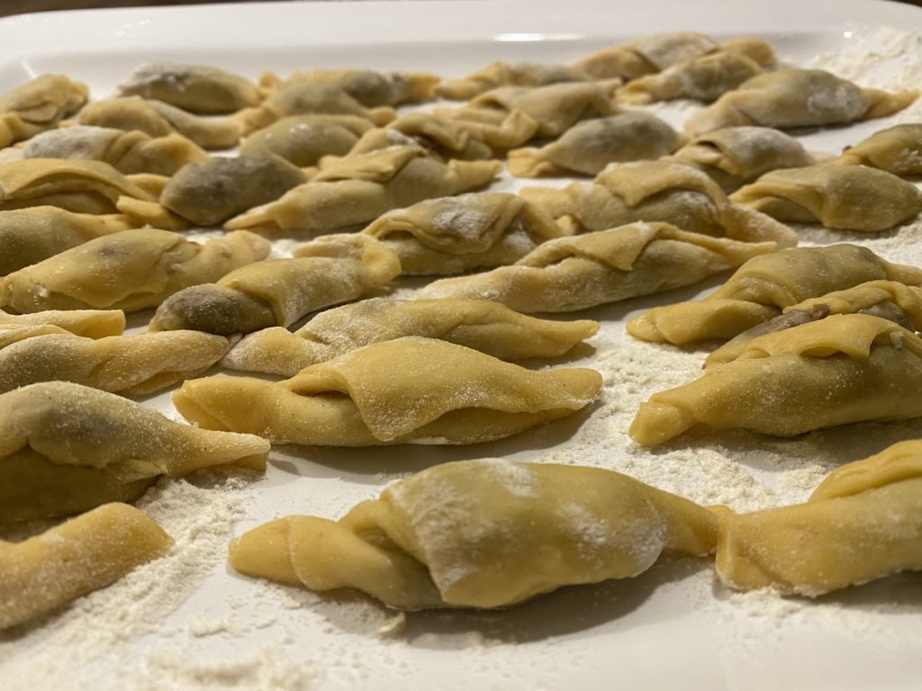 Rezepttipp Lombardei Casoncelli