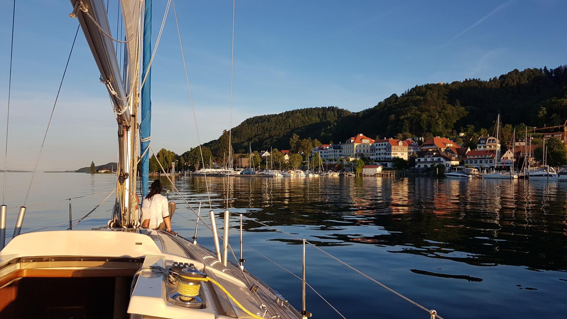 Geheimtipp Bodensee Segeln Bodenseeskipper