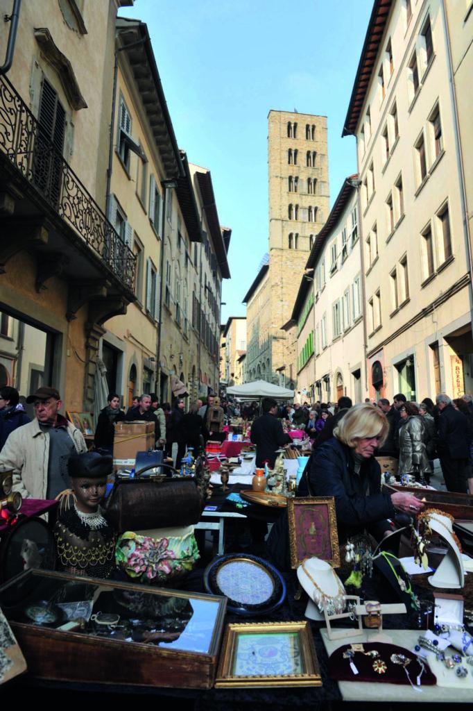 Tipp Arezzo Toskana