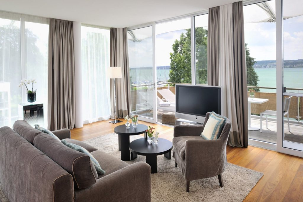 Geheimtipp Hotel RIVA Konstanz Bodensee