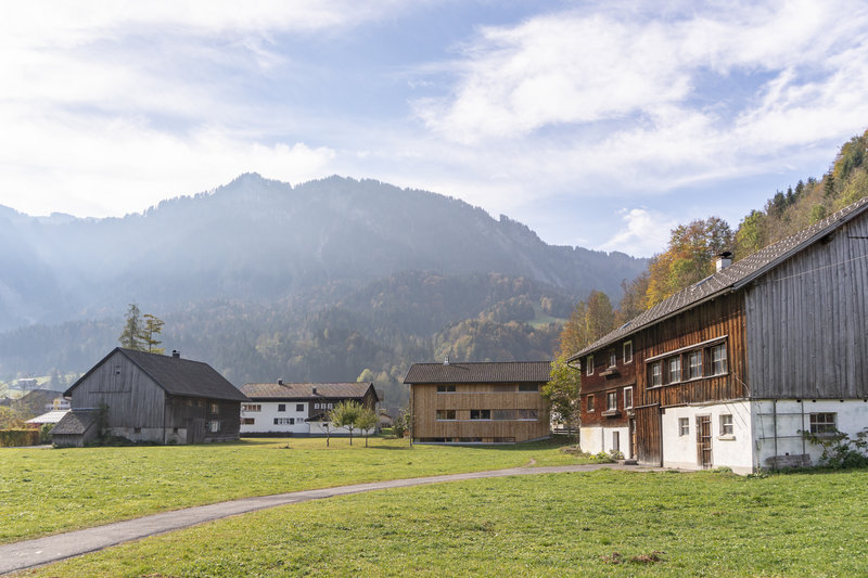 Erlebnistipp Vorarlberger Architektur