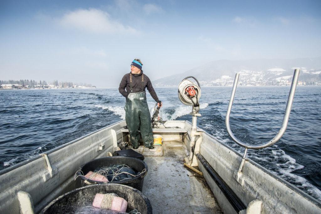 Tipp Fischerei Tegernsee