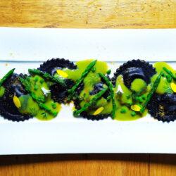Rezept Sardinien Tintenfischravioli