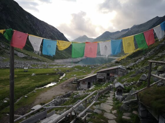 Wandern Zillertal Klein Tibet Hohenau Alm