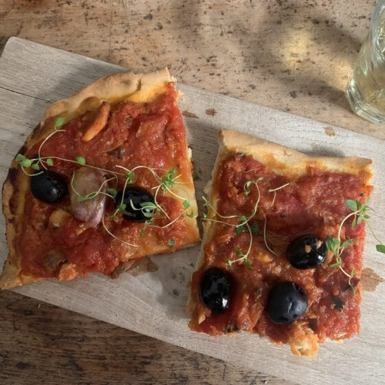 Rezept Ligurien Focaccia