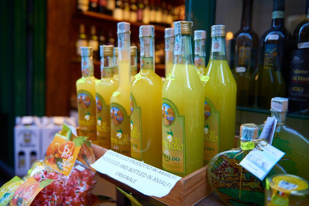 Amalfiküste Shopping Tipps