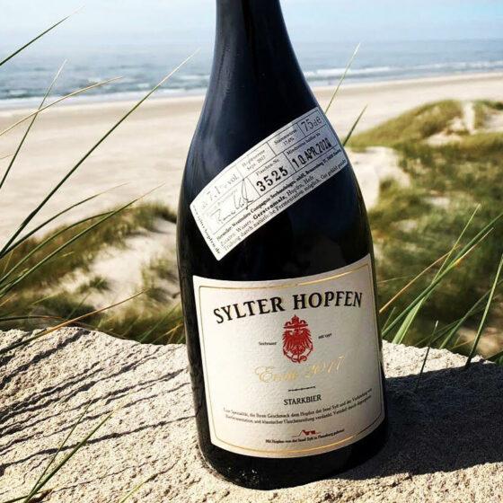 Sylter Hopfen Bier Sylt
