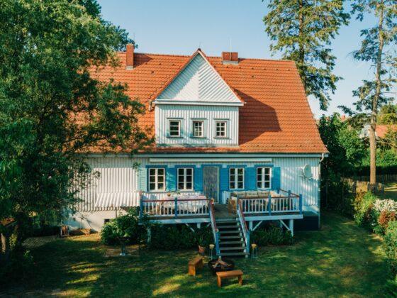 Ferienhaus Pommernhaus Vorpommern